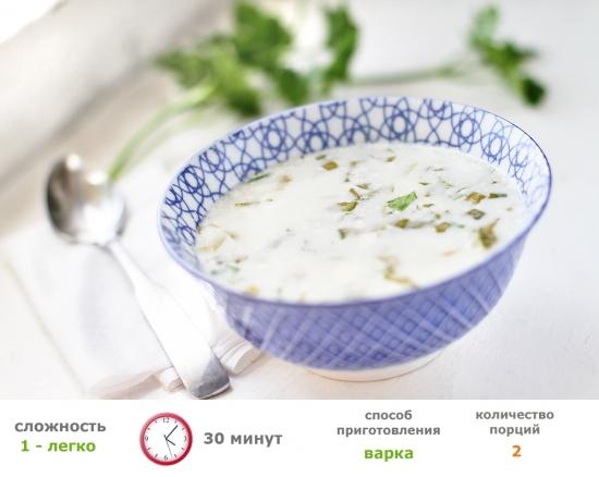из чего можно приготовить суп без мяса рецепт